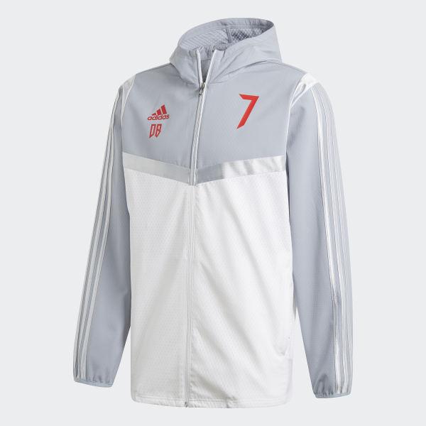 Adidas Predator ZZ Limited David Beckham Jacket M This