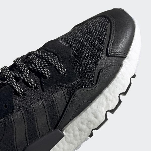 Multicolor sneakers adidas Nite Jogger Core Black Carbon