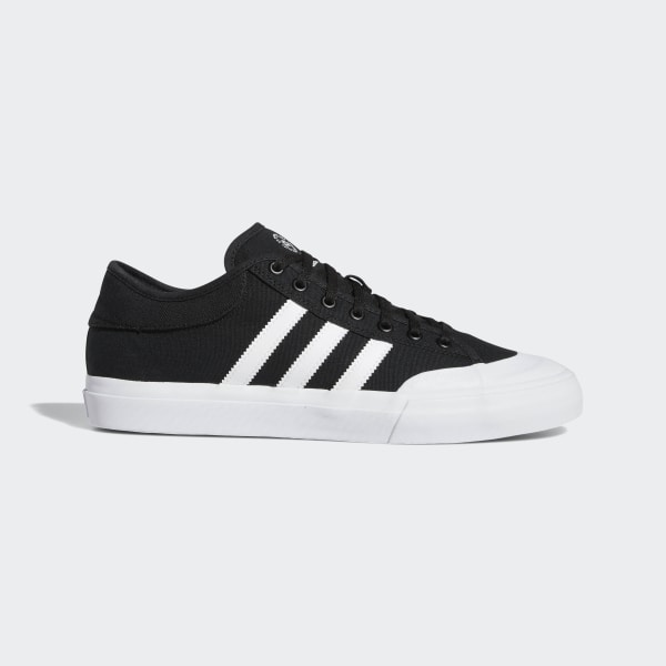 adidas Matchcourt shoes black red white
