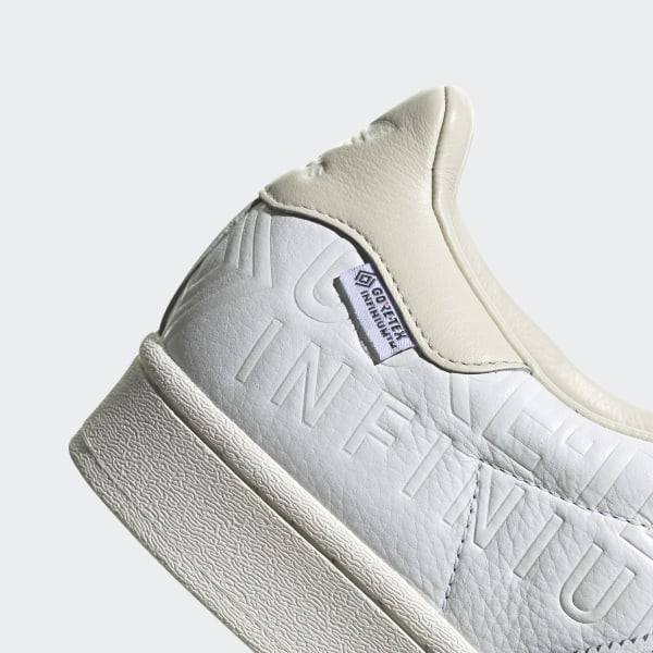 adidas Superstar 50 GORE TEX Shoes Bialy | adidas Poland
