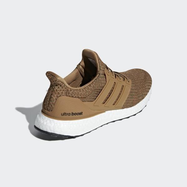 adidas Ultraboost Shoes Brown | adidas US