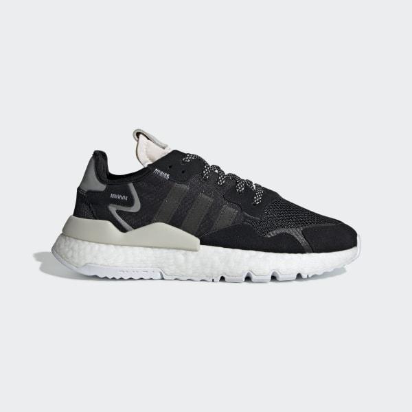 adidas Nite Jogger Shoes Black | adidas US