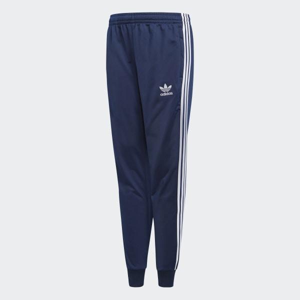 adidas pantalon sst azul