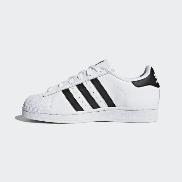 Details about Adidas C77154: Originals Kids' Superstar Foundation J Sneaker