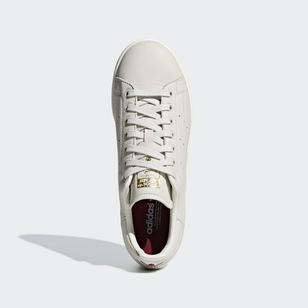 scarpe adidas donna stan smith bianche beige