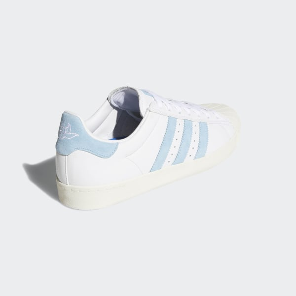 adidas Superstar Vulc X Krooked Shoes White | adidas Australia