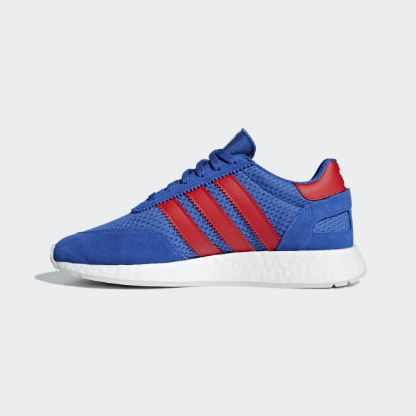 D96605 adidas Originals Iniki I 5923 Runner Boost BlueRed