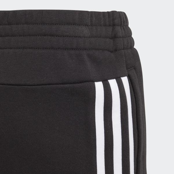 adidas Must Haves 3 Stripes bukser Sort | adidas Denmark