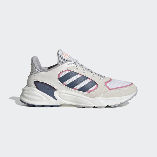 adidas 90s Valasion Shoes , White