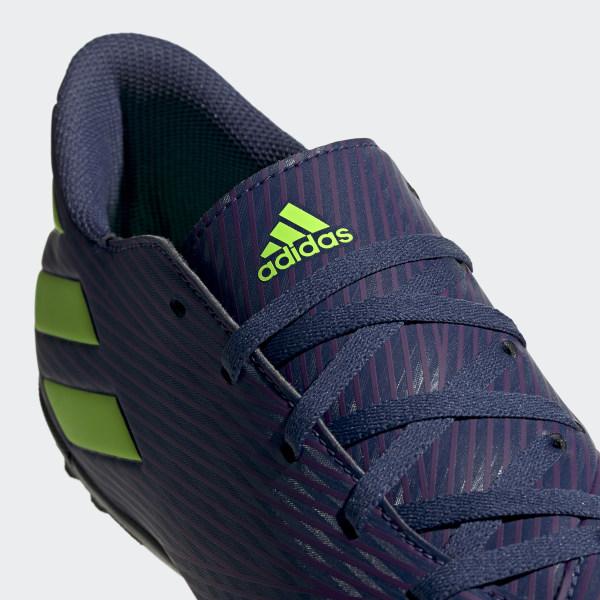 ADIDAS Predator 19.3 per Bambini Astro Turf Scarpe da ginnastica Scarpe da calcio con chiusura a lacci