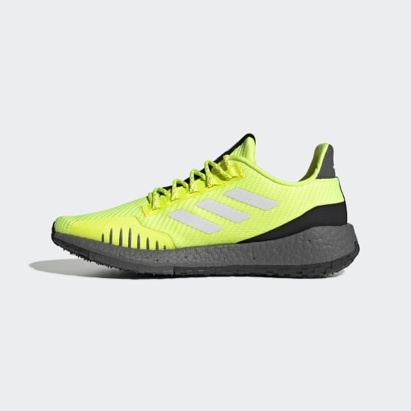 adidas Pulseboost HD Winter Shoes Yellow   adidas US