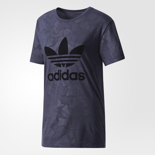adidas Originals Boyfriend Trefoil Tee Shirt 2017