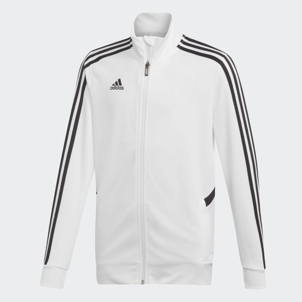 adidas Tiro Track Jacket White | adidas Switzerland