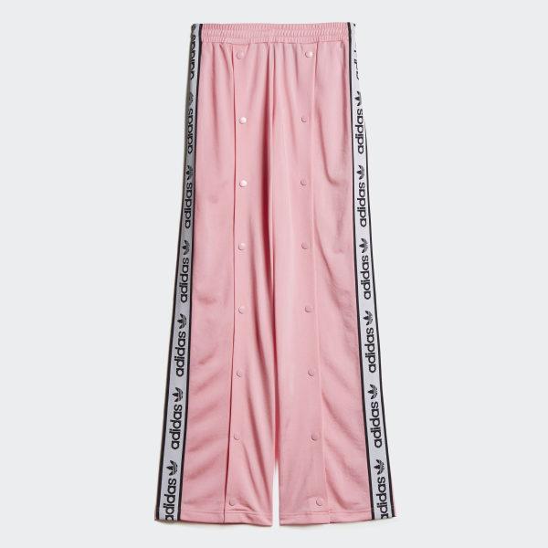 pantaloni adidas rosa