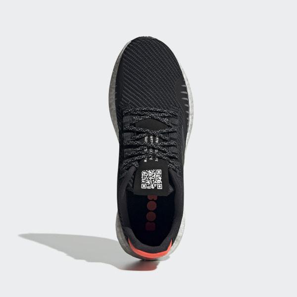 Adidas   Springblade Schuhe Schwarz Orange Grad großer