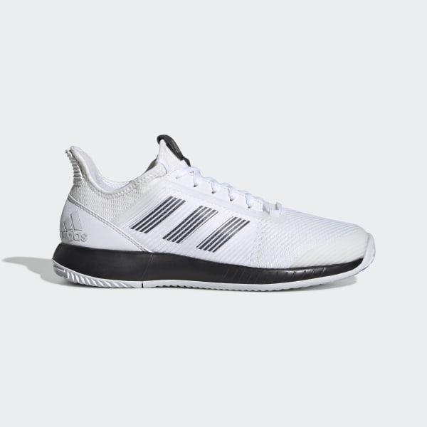 Adidas Performance Schuh 'Adizero Defiant Bounce 2' weiß
