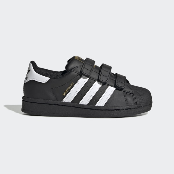 adidas superstar nero and brown