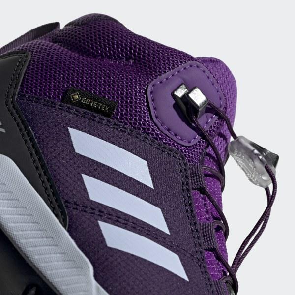 adidas Terrex Mid GTX Shoes Purple   adidas Belgium