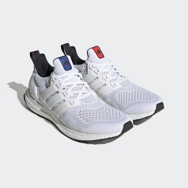 Adidas Ultra Boost 1.0 Triple White Size 8 US 7.5 Depop