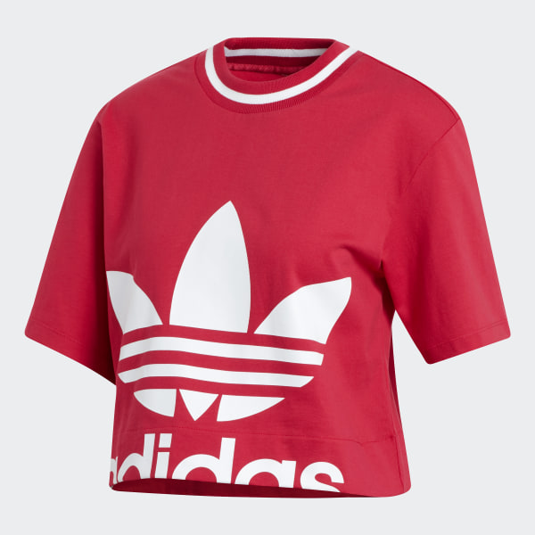 adidas jumper donna cropped