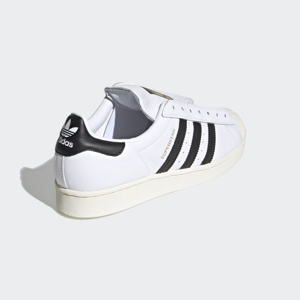 Superstar Laceless Schoenen Cloud White / Core Black / Cloud White FV3017