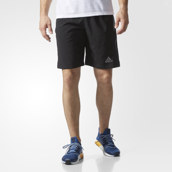 adidas D2M Shorts Black | adidas UK