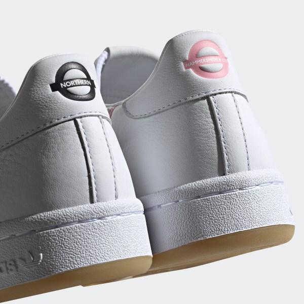 adidas Originals x TfL Continental 80 Schuh Weiß   adidas Austria