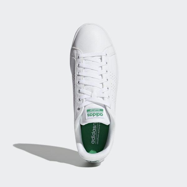 adidas Cloudfoam Advantage Clean Schoenen - wit   adidas Belgium