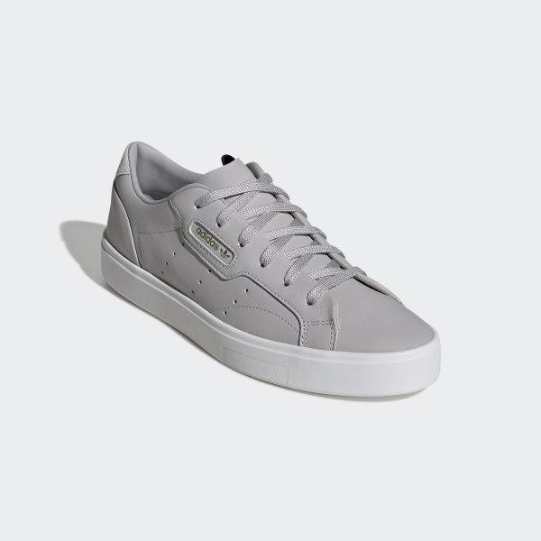 separation shoes b0dd7 72bc9 adidas Sleek Schuh - Grau | adidas Deutschland