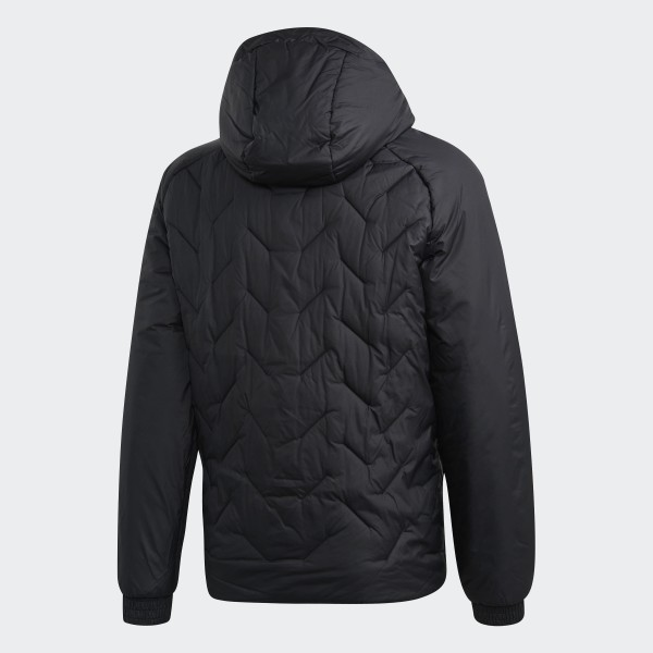 adidas tiro 17 winter jacket nero
