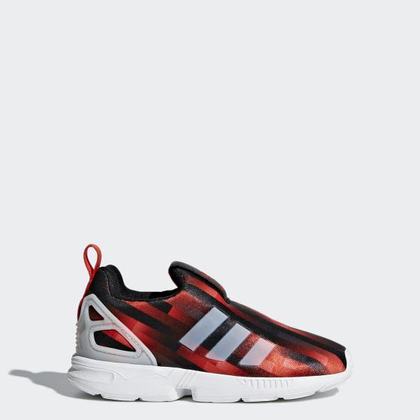 adidas ZAPATILLAS ORIGINALS ZX FLUX 360 BEBÉ Rojo | adidas Argentina