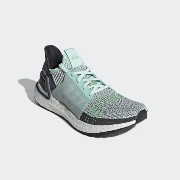 adidas ultra boost grey and mint
