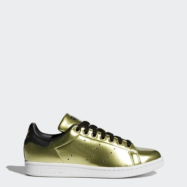 adidas stan smith mujer oro