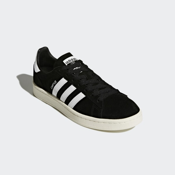 official store 2018 sneakers various colors Chaussure Campus - Noir adidas | adidas France