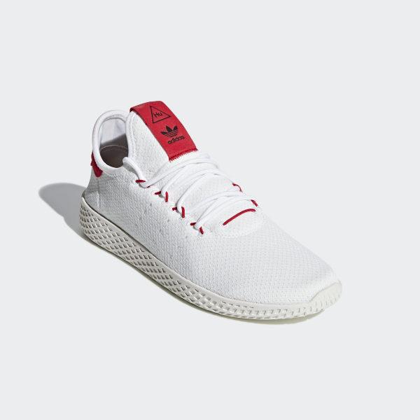 Pharrell Tennis Schuh Deutschland HU Williams adidas Weißadidas jqc4LS3AR5
