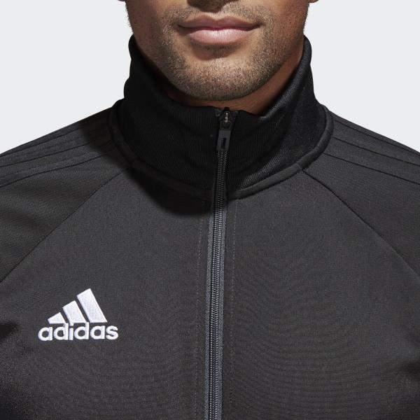 Achat Veste Adidas Adidas Tiro 17 Training Homme NoirBlanche