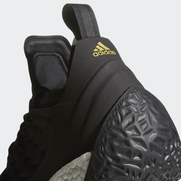 Details about adidas Harden Vol. 2 James II Imma Be A Star Black Gold Men Basketball AH2215