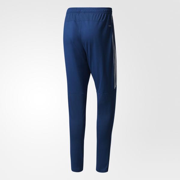 Pantalón de Entrenamiento Tiro 17 Azul adidas   adidas Chile