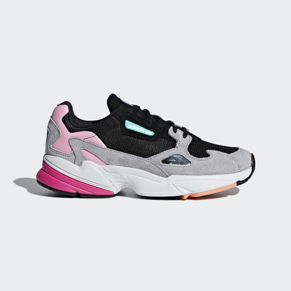 adidas Falcon Shoes Black | adidas UK