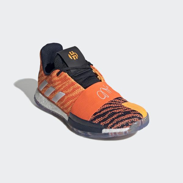 adidas Harden Vol. 3 Schuh Orange | adidas Deutschland