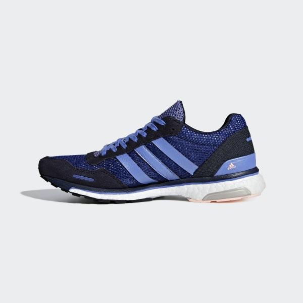 adidas Adizero Adios 3 Schuh Blau   adidas Deutschland