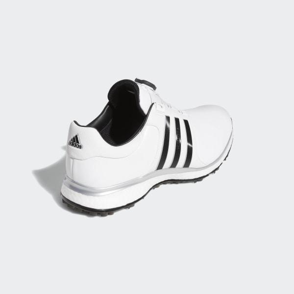 Details about Adidas Tour 360 XT Spikeless Golf Shoes BlackSilver 2019 Men's New