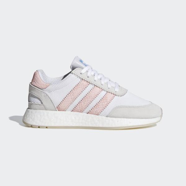 Adidas Damen Sneaker weiss rosa Größe COURT ADAPT lose