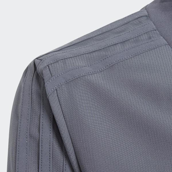 Jaqueta Impermeável Adidas Condivo 18 Masculina Preto e Branco