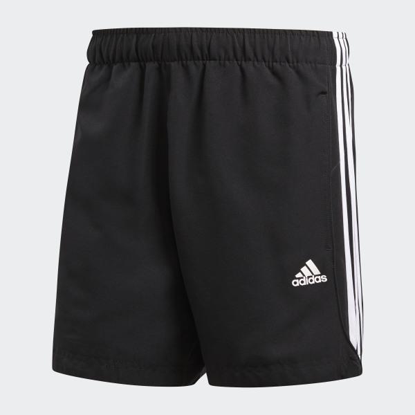 adidas Essentials 3-Stripes Chelsea Shorts - Black | adidas Australia