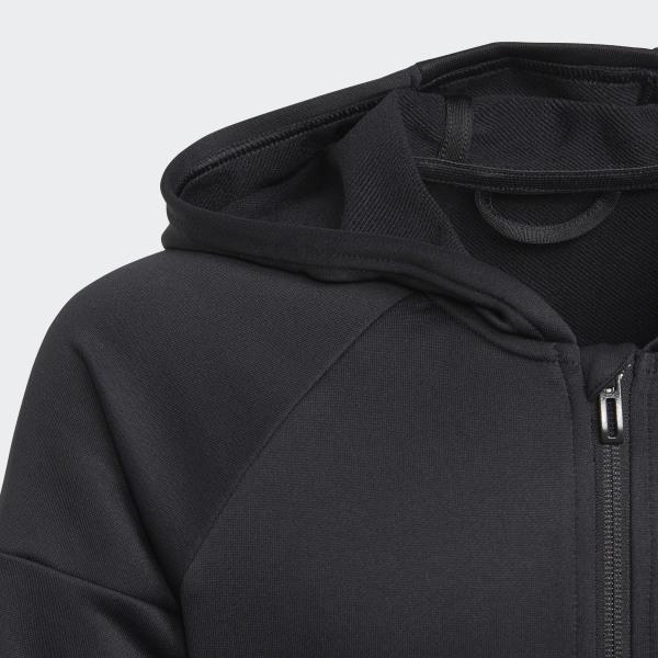 Veste à capuche Equipment Noir adidas   adidas France