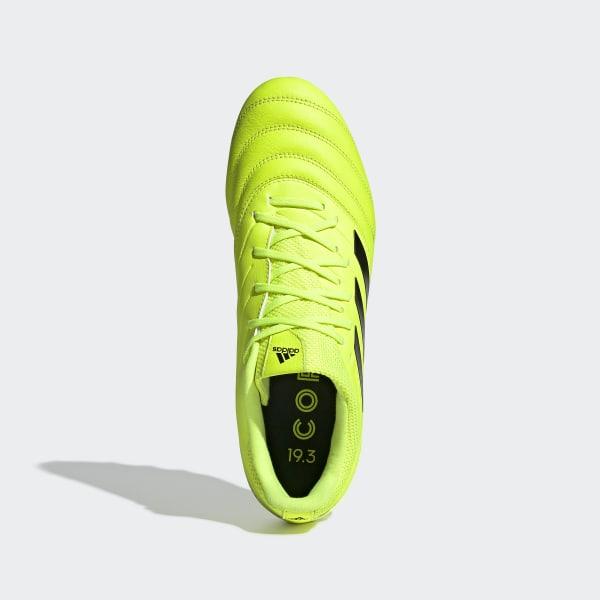 Chaussure Copa 19.3 Terrain synthétique Jaune adidas | adidas France