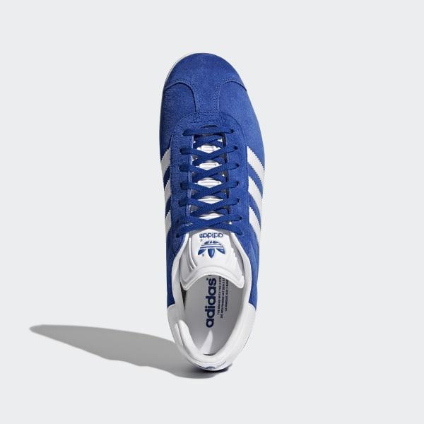 adidas Gazelle Shoes Blue | adidas UK