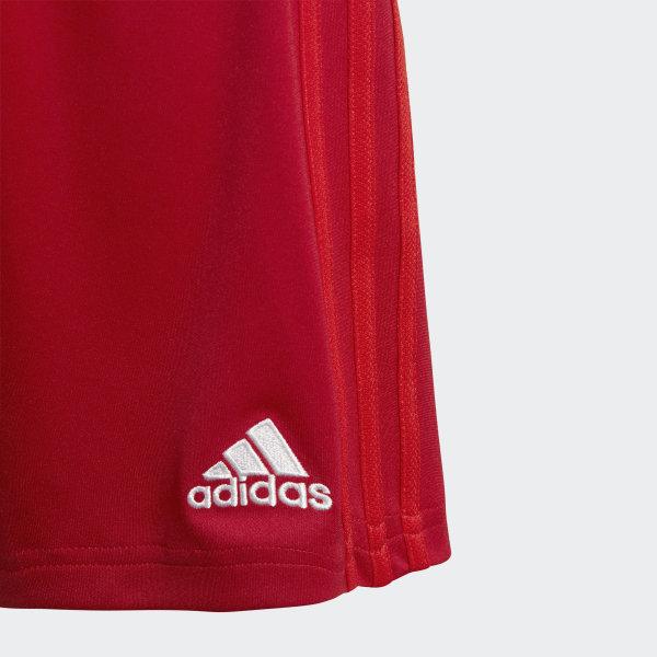 adidas FC Bayern München Heimshorts Rot | adidas Deutschland