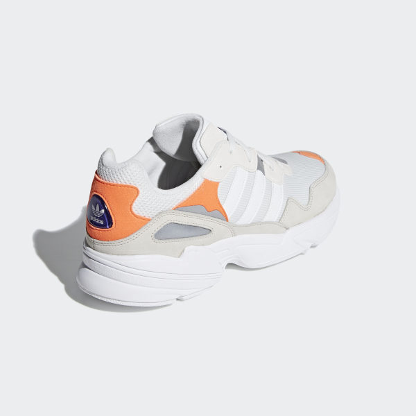 YUNG 96 Sneaker low brown, white